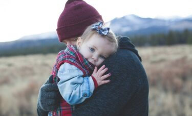 ojciec i dziecko