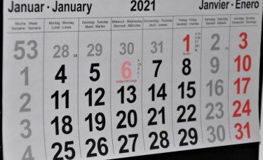 Rozliczanie podatku z Niemiec - terminy składania deklaracji 2021